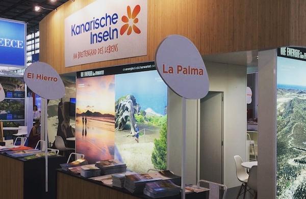 La Palma mantendrá rutas aéreas en invierno con Berlín, Düsseldorf y Frankfurt