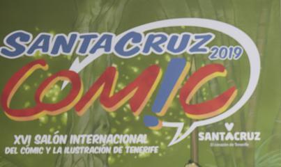 Santa Cruz celebra el 80 cumpleaños de Batman y Marvel en el Salón del Cómic y la Ilustración de Tenerife