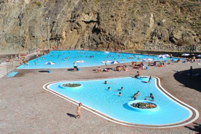 Las instalaciones del Parque Marítimo de Vallehermoso abiertas desde este sábado