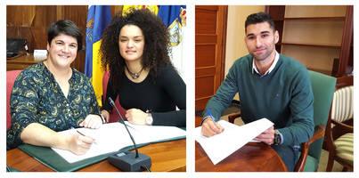 Rosana Simón y Samuel García, a por los Juegos Olímpicos