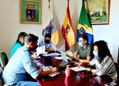 El Cabildo sigue fomentando el compostaje doméstico a través de 'La Palma Orgánica'