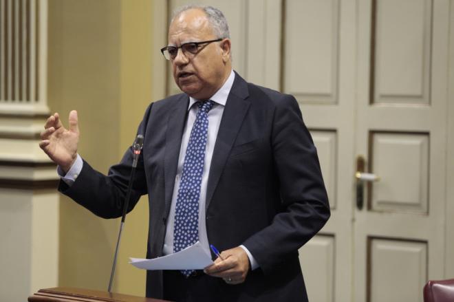 Curbelo valora que el Supremo haga justicia y que el Estado salde su deuda con Canarias