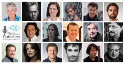 La 'Isla de las Palabras' se convierte en uno de los programas digitales de referencia para los guionistas de habla hispana