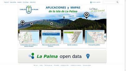 """""""¿Conoces La Palma?"""", app ganadora del OpenData de la Isla"""