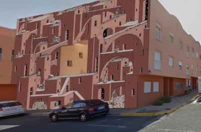 Concurso de murales de arte urbano
