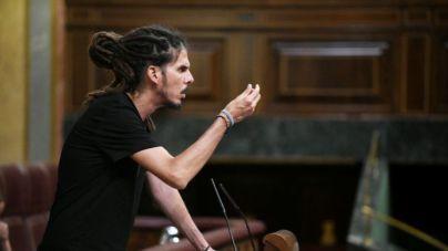 Alberto Rodríguez pierde el escaño en el Congreso de Diputados