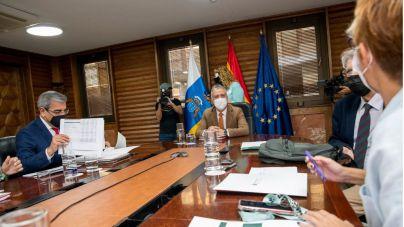 Los Presupuestos canarios para 2022 crecen el 7,3%, hasta los 9.098 millones de euros