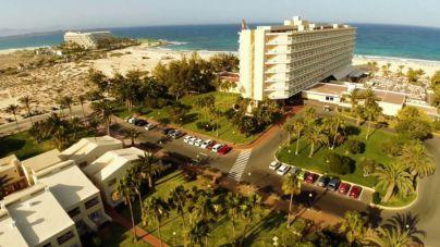 Cs apoya en Bruselas a los trabajadores del Hotel Oliva Beach de Fuerteventura