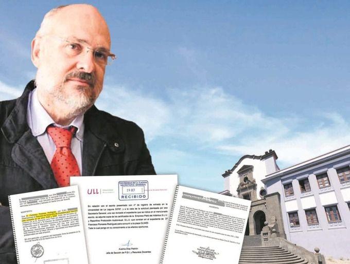 Nueva Canarias vota contra la idoneidad de Francisco Pomares para la Junta de Control de RTVC