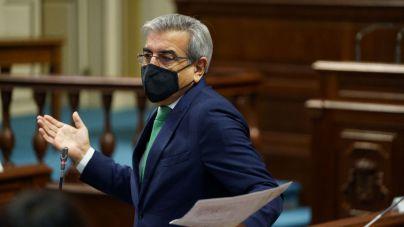 """Rodríguez asegura que las enmiendas de los PGE mejorarán la """"buena"""" posición de partida de Canarias"""