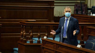 Torres recalca que los Presupuestos del Estado para 2022 son los mejores de los últimos años para Canarias