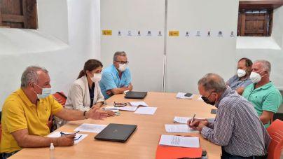 Luis Campos advierte de que los afectados de La Palma necesitan que las ayudas empiecen a materializarse