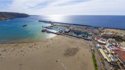 CC-PNC propone una mejora integral de Los Cristianos para descongestionar el Puerto