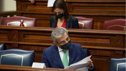 El Parlamento convalida por unanimidad las medidas tributarias por la erupción en La Palma