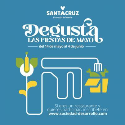 """Santa Cruz abre la inscripción para la ruta gastronómica """"Degusta las Fiestas de Mayo"""""""