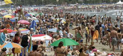 Aumentan los turistas extranjeros que crecen un 7,7% en enero