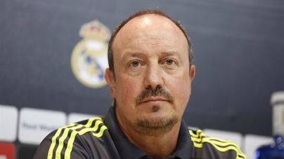 El Madrid destituye a Benítez
