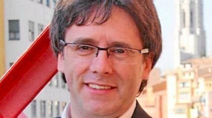 Puigdemont, president de Catalunya
