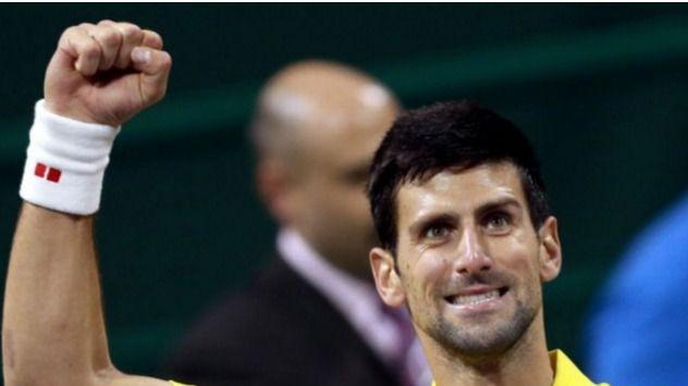 Nadal no puede con un titánico Djokovic