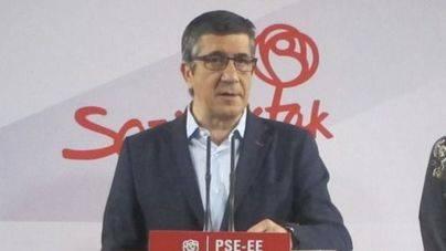 Patxi López presidirá el Congreso con votos PSOE, NC y C´s