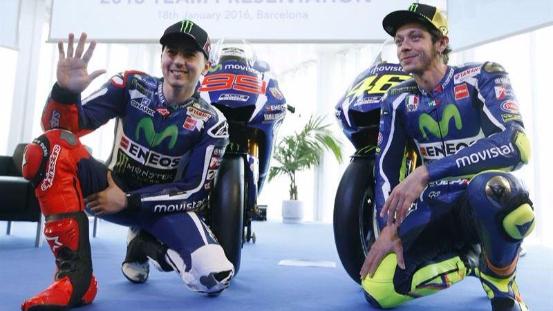 'Rossi puede decir biscottone pero quien ganó más carreras fui yo'