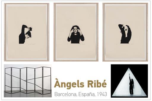 Àngels Ribé, Premio Nacional de Artes Plásticas 2019