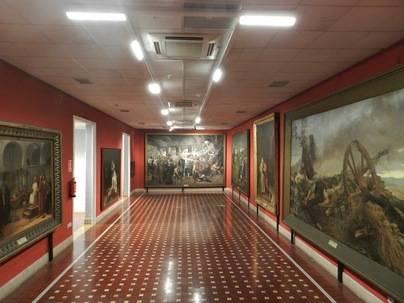 El Museo de Bellas Artes continúa el desarrollo de su programa de restauración
