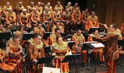 Los Fregolinos ofrecerá este martes en el Teatro Guimerá su concierto de Carnaval