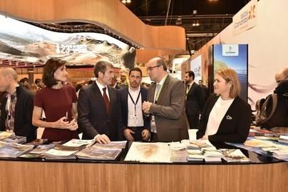 Anselmo Pestana destaca el empuje del turismo en La Palma