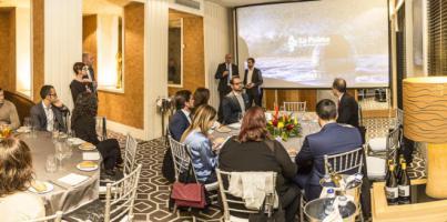 La Palma presenta ante medio centenar de agentes turísticos sus planes para impulsar el sector en 2018
