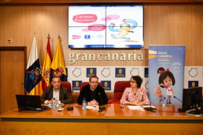 Gran Canaria acoge 'Cartoon Business' con empresas como Youtube, Technicolor y la BBC