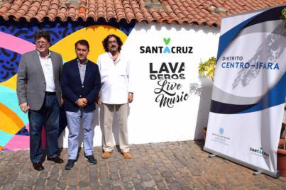 """""""Lavaderos Live Music"""", oferta cultural veraniega de Santa Cruz"""