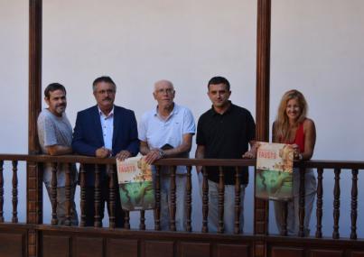 Delirium Teatro presenta la obra del palmero Antonio Tabares