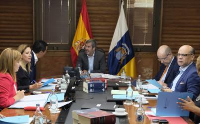 El Gobierno de Canarias modifica el balance del REA para los últimos meses de 2018