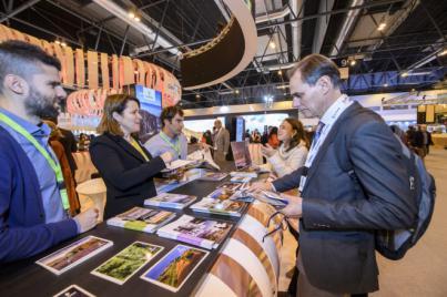 La Palma se promociona en Fitur como destino sostenible con una variada oferta de turismo y ocio activo en la naturaleza