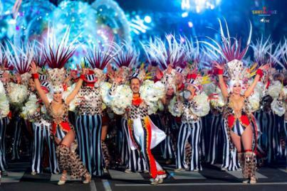 Cariocas gana el certamen de Ritmo y Armonía en su cincuentenario fundacional