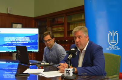La Palma reunirá en el III Congreso de Territorios Insulares a más de 300 técnicos y profesionales