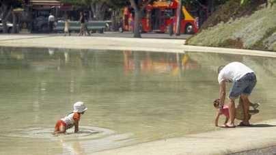 Alerta por altas temperaturas en todo el archipiélago