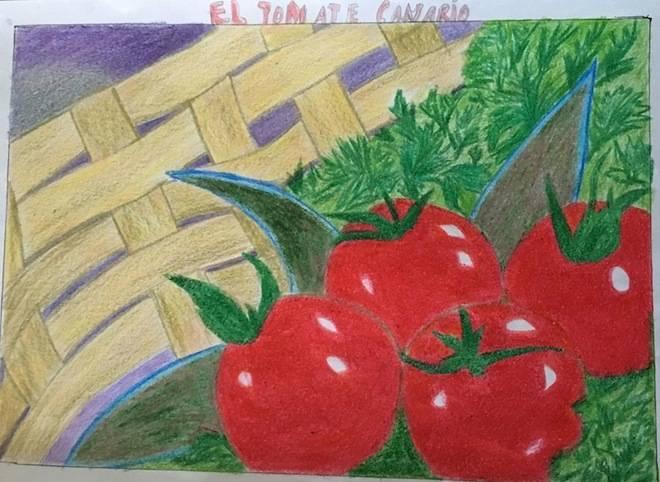 Concurso Escolar del 130 Aniversario del Tomate Canario