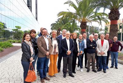 Antonio Morales presenta una plancha electoral para consolidar su modelo de ecoisla