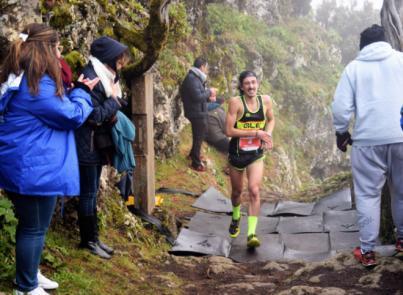 Maratón del Meridiano Naviera Armas transmisor de emociones