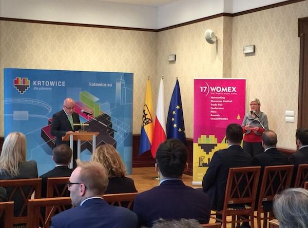 Gran Canaria recoge en Polonia el testigo del WOMEX