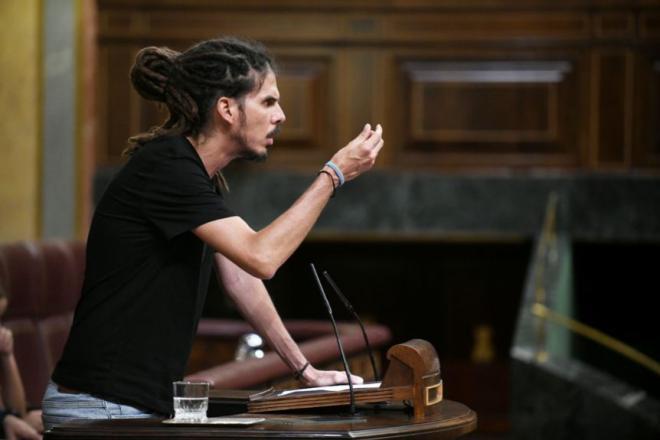 """Alberto Rodríguez: """"Cuando vuelvan las microalgas se acordarán de las obras hidráulicas pendientes"""""""