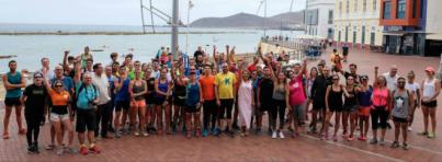 CC y UxGC exigen al Ayuntamiento de Las Palmas la práctica libre del deporte en el paseo de Las Canteras