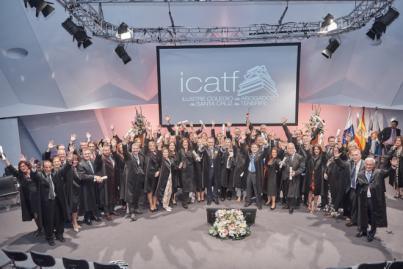 Brillante acto de juramento de los nuevos abogados del Colegio de Santa Cruz de Tenerife