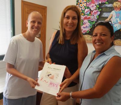 Arona se adhiere a The B.R.A Project, que facilita sostenes adaptados a mujeres mastectomizadas de forma gratuita