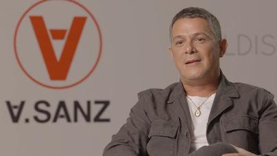 Alejandro Sanz: 'Todo lo que está en el disco, está dentro de mí'