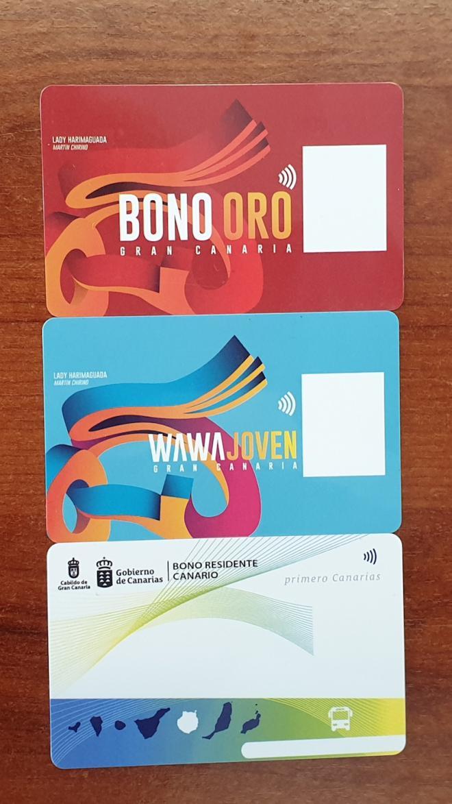 El Bono Residente a 35 euros en Gran Canaria y el Bono Oro a 28 entran en vigor este miércoles