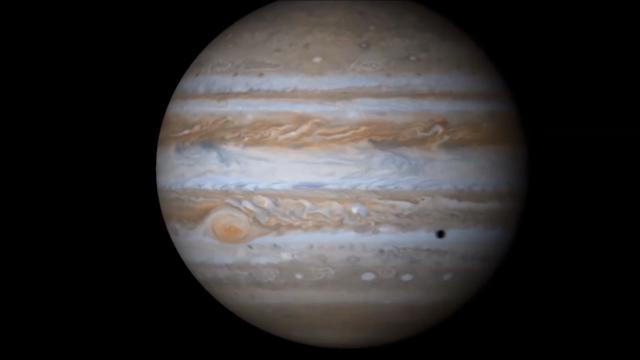 Este lunes por la noche podrá verse Júpiter a simple vista