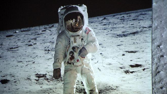¿Cómo se hicieron las fotos del primer hombre en la Luna?